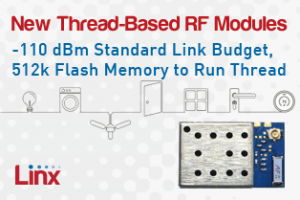 Thread-Based RF Modules