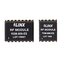 ES Series RF Transmitter & Receiver Modules