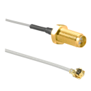 RP-SMA to MHF1 / U.FL Cables