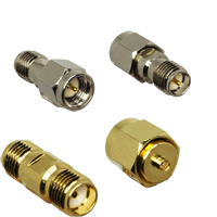 RF Coaxial Adapters