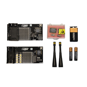 ES Series RF Transmitter & Receiver Basic Evaluation Kit