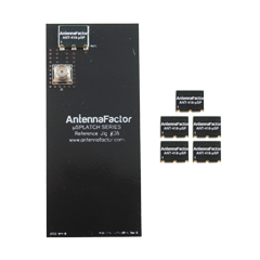 uSP microSplatch™ Antenna Evaluation Kit